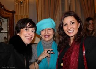 Ève girls con Stefania Giacomini