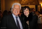 Divini mondani:Angelina avec Antonio Marini