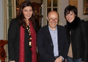 Ève girls with prof. Di Pasquale