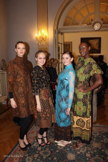 Batik and the fashion