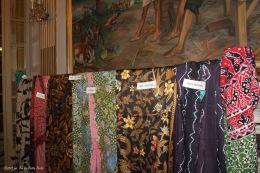 L'Unesco ha designato il Batik Indonesiano come un capolavoro del patrimonio orale ed immateriale dell'umanità nel 2009.
