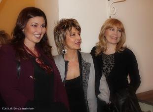 Cri, Stefania Giacomini e Didi Leoni . A colori...