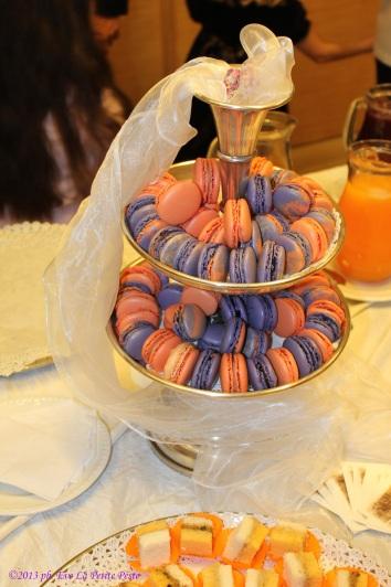 Les macarons di Pasticceria Pasquarelli