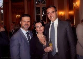 Alessio, Federica e Alan