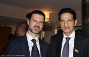 Alessio Ferrari Angelo-Comneno e Ayad Rasheed