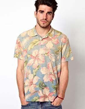 Mia Design Shirts Hawaiian
