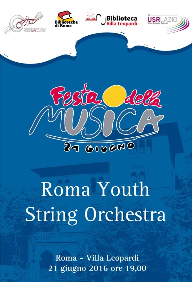 Villa Leopardi Roma Concerto